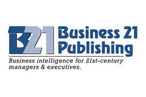 B21 Publishing Logo