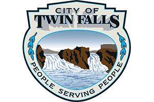 Logo for City of Twin Falls
