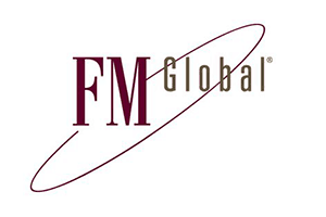 Logo for FM Global