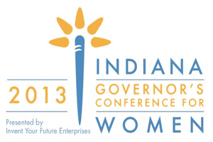 Logo for Indiana Governor's Conference for Women