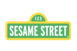 Logo for Sesame Street