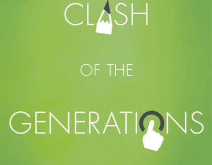 PREVIEW – Clash of the Generations: Managing the New Workplace Reality