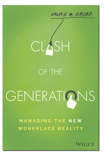"Book ""Clash of The Generations"" by Val Grubb"