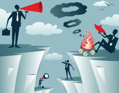 Communicating Up, Down and Across the Organization