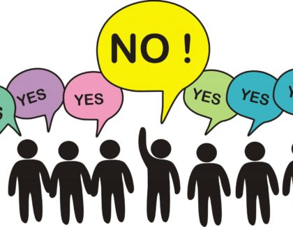 The Power of Saying NO – Part 1